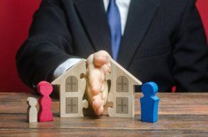 Разделение имущества - Фото статьи семейные споры