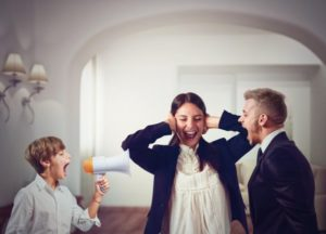 Семейные споры - Фото