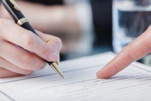 Подача заявления о банкротстве - Фото статьи